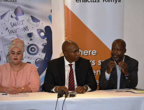 Enactus Kenya Champions Industry and Academia Linkage to Promote Smart Solutions and Employability Skills