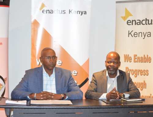 2019 Enactus Kenya National Expo