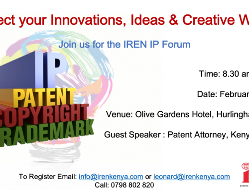 IREN to Host Intellectual Property Forum