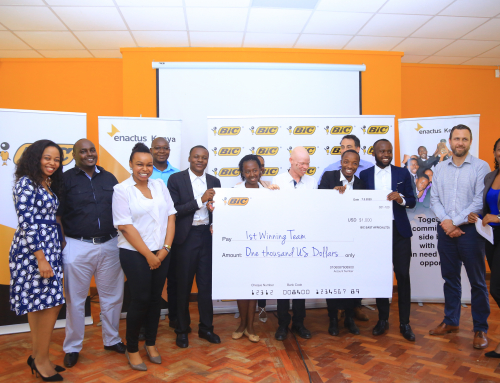 Hydropads Project Wins BIC Education Challenge 2020